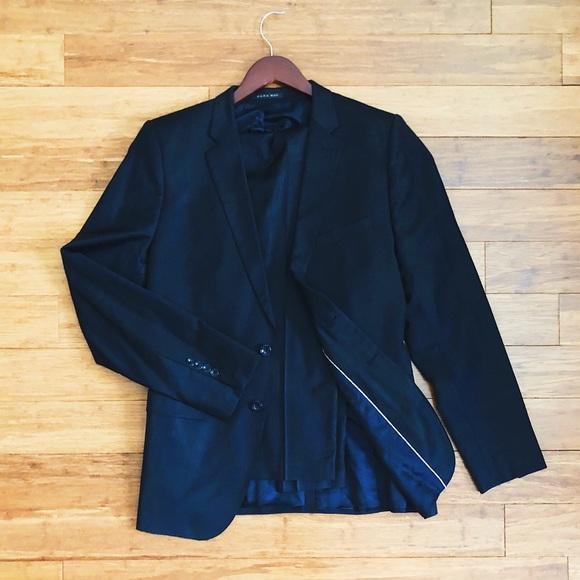 Zara Other - Black Zara Suit